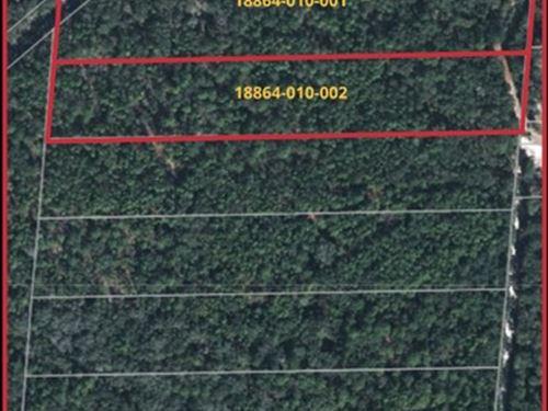 Vacant Land A-491 : Melrose : Alachua County : Florida
