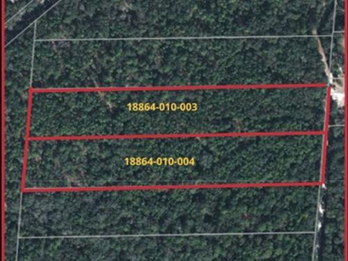 Vacant Land A-492 : Melrose : Alachua County : Florida
