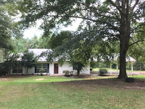 80 Union Church Road : Tylertown : Walthall County : Mississippi