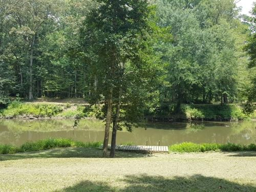 Bogue Chitto River Front Property : Summit : Pike County : Mississippi