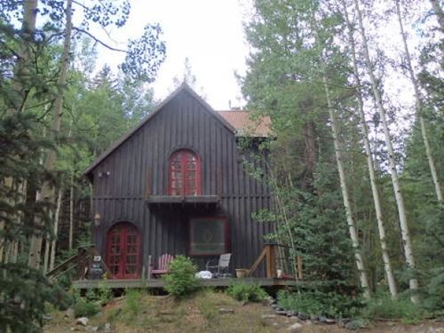 4324441, Tranquil Cabin In The Woo : Garfield : Chaffee County : Colorado