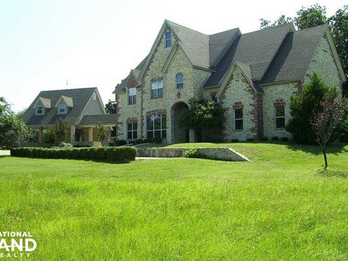 20 Acres, Rolling Pasture, Pond, NE : Canton : Van Zandt County : Texas