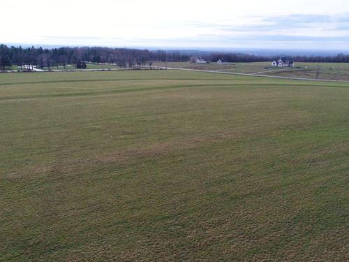 Long Strip Of Land, Frontage 1C : Manlius : Onondaga County : New York