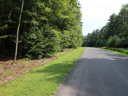 3.3 Acre Building Lot In Subdivisio : Millville : Columbia County : Pennsylvania
