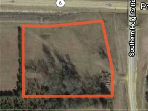 4.71 Acres of Visible Hwy Frontage : Tupelo : Lee County : Mississippi