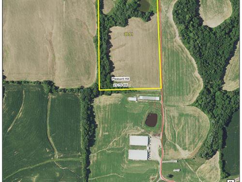 Nice Hunting Farm : Nebo : Pike County : Illinois