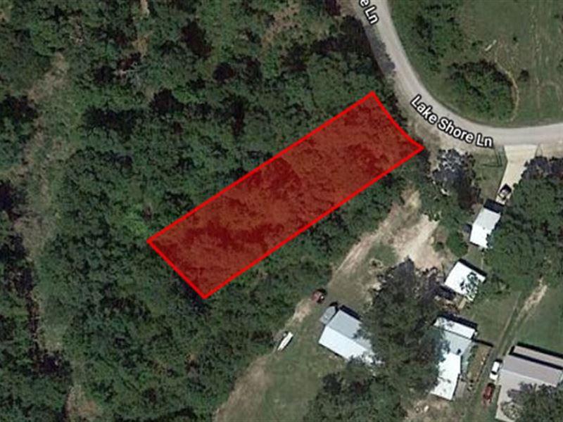 .26 Acre Buildable Lot In Walker : Huntsville : Walker County : Texas
