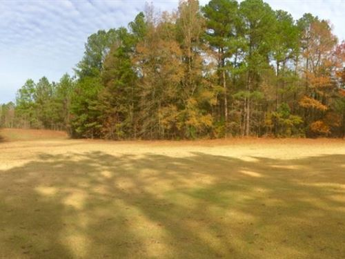 Chesterfield County Sc Pond/Golf : Chesterfield : South Carolina