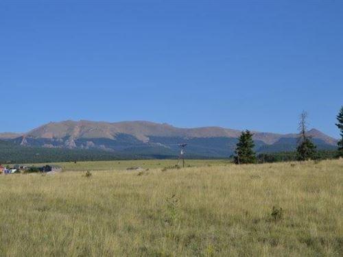 Rising Moon : Divide : Teller County : Colorado