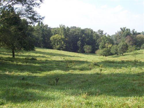 Hall County, Ga Farm With Rental : Gainesville : Hall County : Georgia