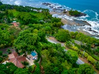 Costa Rica Luxury Beachfront Resort : Dominical : Costa Rica