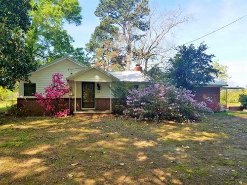 Spacious Country Home : De Kalb : Bowie County : Texas