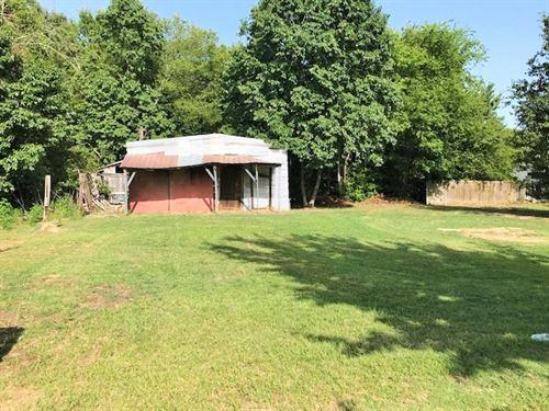 1.3 Acre Lot In De Kalb : De Kalb : Bowie County : Texas