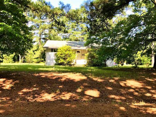Country Homesite : De Kalb : Bowie County : Texas