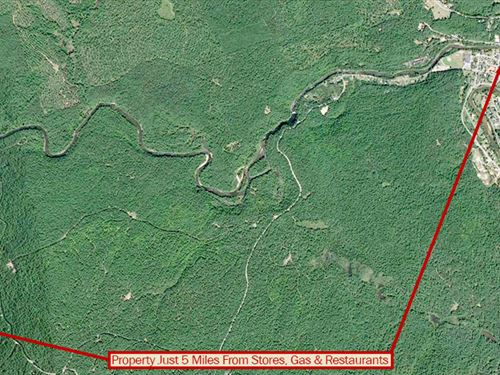 Near Full-Acre Near Lake Champlain : Jay : Essex County : New York