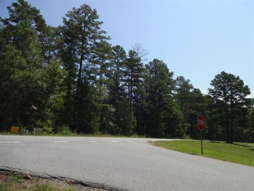 9.04 Acres Loc : Central : Pickens County : South Carolina