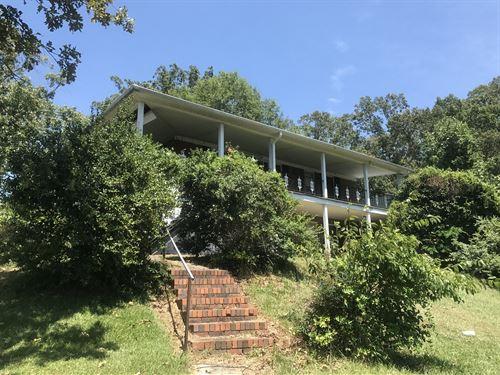 Water Front Home In Calhoun County : Ohatchee : Calhoun County : Alabama