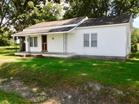 3 Acres of Land With Home For Sale : Lucama : Wilson County : North Carolina