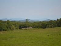 13.46 Acres With Great Mount Views : Campobello : Spartanburg County : South Carolina