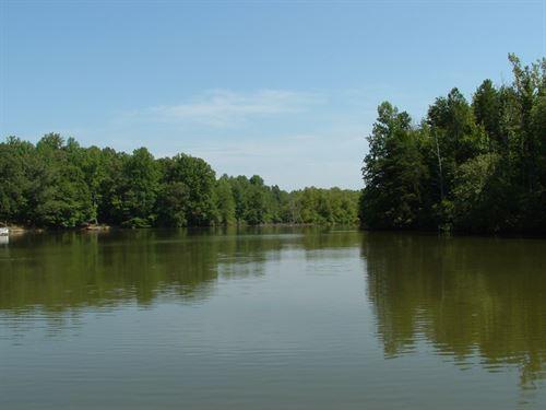 Moss Lake Lot : Shelby : Cleveland County : North Carolina