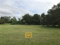 Cleared Lot In A Boating Community : Punta Gorda : Charlotte County : Florida