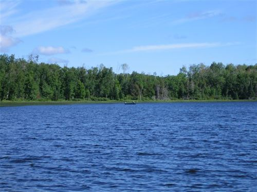 Amazing Lakefront & Total Privacy : Presque Isle : Vilas County : Wisconsin