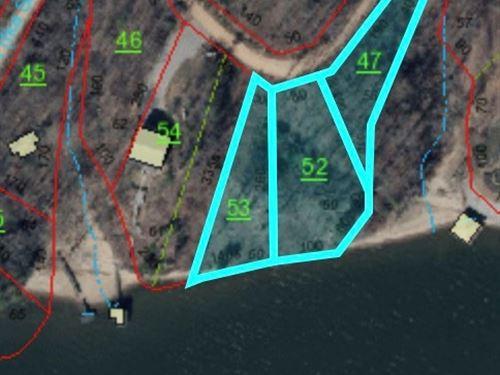 Waterfront Lots In Lauderdale Co. : Waterloo : Lauderdale County : Alabama