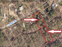 1.44 Acre Adjoining Lots : Montgomery : Montgomery County : Texas