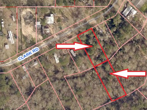 1.44 Acre Adjoining Lots : Montgomery : Texas