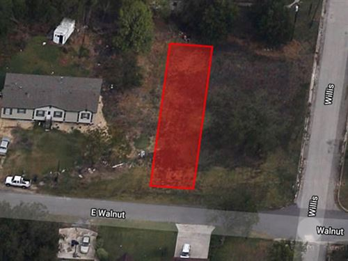 Unrestricted Lot In Williamson : Granger : Williamson County : Texas