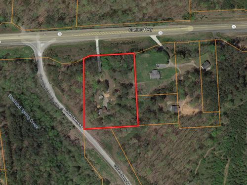 2.53 Acres Highway 20 : Cartersville : Bartow County : Georgia