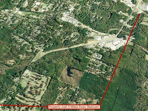 Prime Real Estate On Corner Lot : Camden : Ouachita County : Arkansas