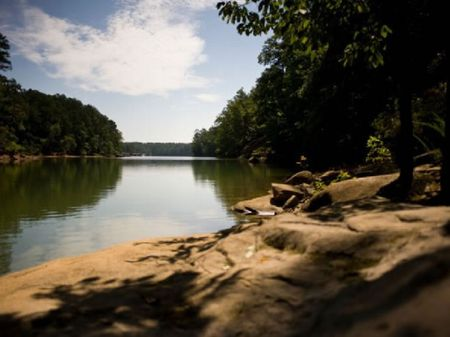 Camp Corinth Cove, Waterfront Lot 9 : Addison : Winston County : Alabama