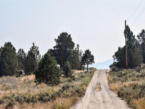 2.23 Acres In Chiloquin, OR : Chiloquin : Klamath County : Oregon