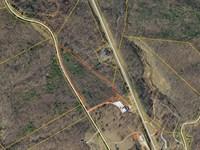 Wooded Acreage : Fair Play : Oconee County : South Carolina