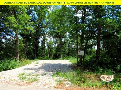 Homestead Property Near Houston, Mo : Bucyrus : Texas County : Missouri