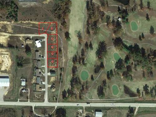 Residential Lots For Sale in Popla : Poplar Bluff : Butler County : Missouri