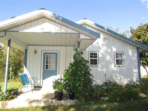 1 Bed Home Close To Lake Tenkiller : Park Hill : Cherokee County : Oklahoma