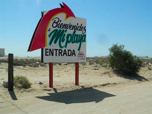 Commercial Lot/Land Puerto Pe Asco : Puerto Peñasco : Mexico