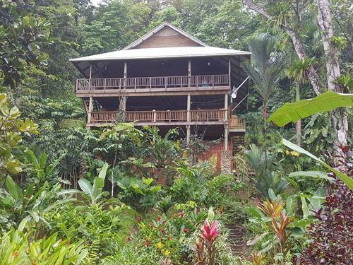 Caribbean Style Home Extra Casita : Solarte : Panama