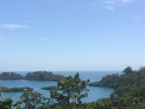 Amazing Coastal Home 50 Mile View : Aguacate : Panama