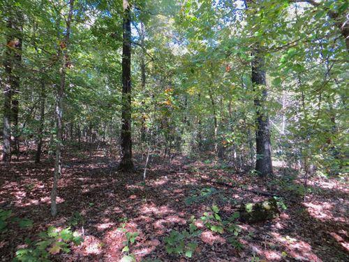 Acreage-Homesite : Cherokee Village : Fulton County : Arkansas