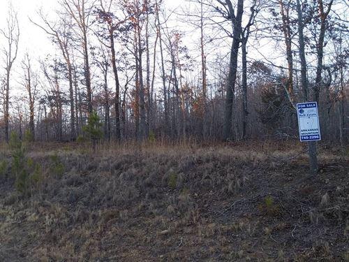 18 Acres Perfect To Build,Hunt : Clinton : Van Buren County : Arkansas