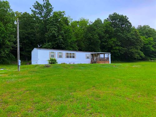 Country Home Near Lake Norfork : Gamaliel : Baxter County : Arkansas