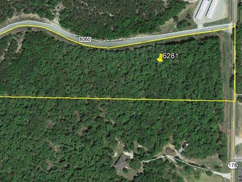 Land Hwy 178 in Flippin Arkansas : Flippin : Marion County : Arkansas
