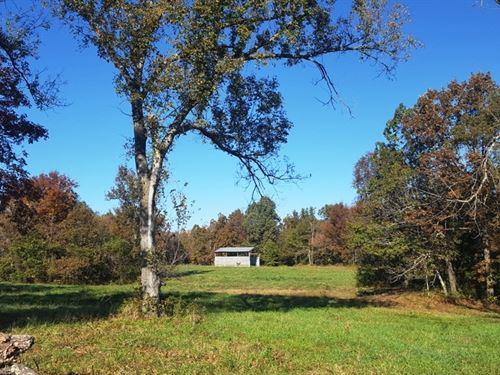 Small Acreage Northern : Glencoe : Fulton County : Arkansas