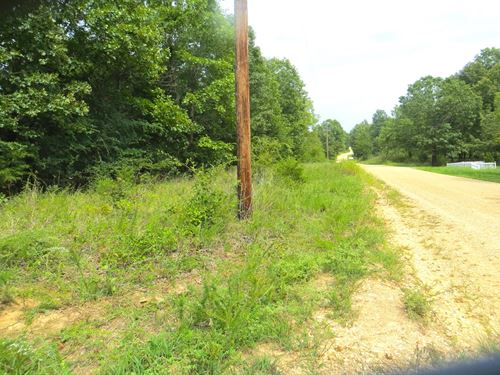 Land For Sale in Northern Arkansas : Glencoe : Fulton County : Arkansas