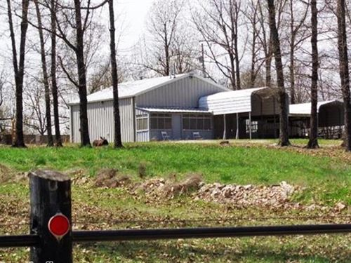 Country Property North : Highland : Sharp County : Arkansas