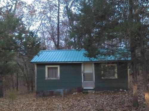 Studio Cabin : Hardy : Sharp County : Arkansas