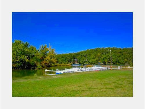 Lakefront Property on Vagabond Lake : Hardy : Sharp County : Arkansas